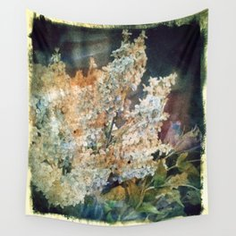 Vintage Bouquet Wall Tapestry