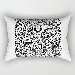 Throw up Rectangular Pillow