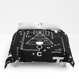 The Harsh Truth Of The Camera Eye Comforters