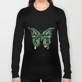 Fly Butterfly Long Sleeve T-shirt