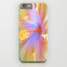 Hibiscus Slim Case iPhone 6