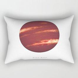 Brown Dwarf Rectangular Pillow