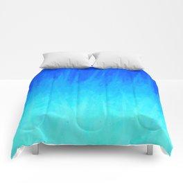 Icy Blue Blast Comforters