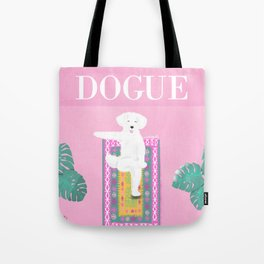 Dogue - Yoga Tote Bag