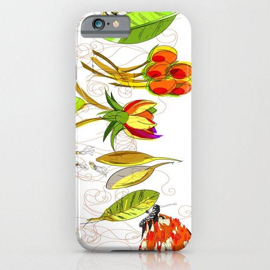Milkweed iPhone & iPod Case