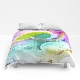 Caribbean Sea II Comforters
