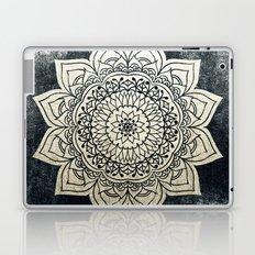DEEP GOLD MANDALA Laptop & iPad Skin