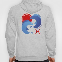 Pisces - Fishes Hoody