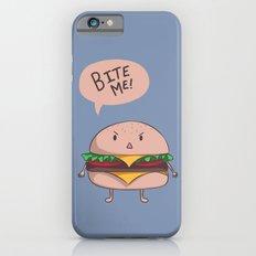 Bite me! iPhone 6s Slim Case