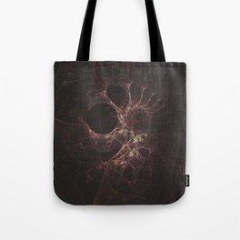 Bones Fractal Tote Bag