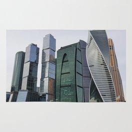 Moscow International Business Centre Rug