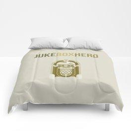 JukeBoxHero Comforters