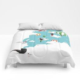 Pipe Dream Comforters