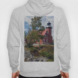 Eagle Harbor Lighthouse Hoody