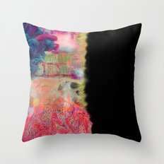 Good Overcoming The Bad Throw Pillow