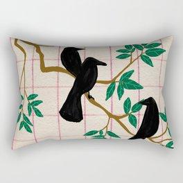 A murder Rectangular Pillow