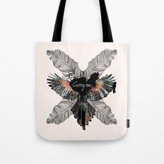 Carry Me Remix Tote Bag