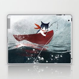 Catfish & Purrmaids Laptop & iPad Skin