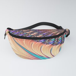 Carnival Bronze Fanny Pack