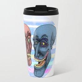 Martian Brawlers  Travel Mug