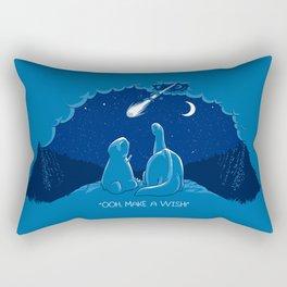 Tragic Stargazers Rectangular Pillow