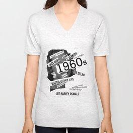 Misanthrope 60's Shirt Unisex V-Neck