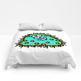 Doodle Germ Comforters