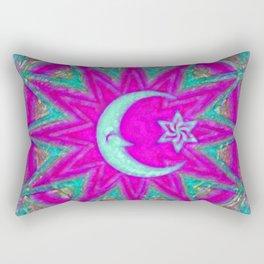 Mandala universe Rectangular Pillow