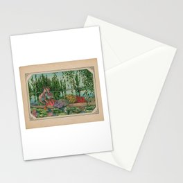 Trajinera del Amor Stationery Cards