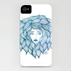 Hair Slim Case iPhone (4, 4s)