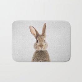 Rabbit - Colorful Bath Mat