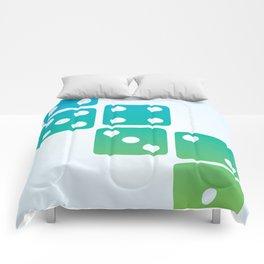 Dice Comforters