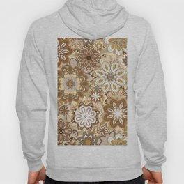Floral boho mandala pattern Hoody