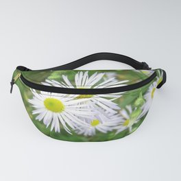 CHAMOMILE FLOWER - (2 of 2) - CLUSTER Fanny Pack