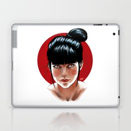 Red and Black Laptop & iPad Skin