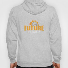 Future Engineer Cool Profession Graduating Students Gifts Hoody