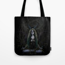 Earth Witch - Elements Collection Tote Bag