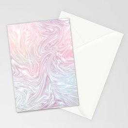 Holographic Silk I. Stationery Cards