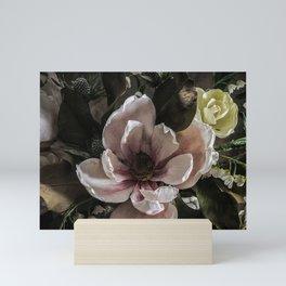 Sugar Magnolia Mask Mini Art Print