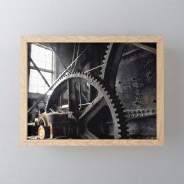 Gold Dredge 8 Framed Mini Art Print