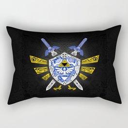 Heroes Legend - Zelda Rectangular Pillow