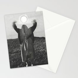The Orb-Deer Overlay Stationery Cards