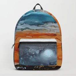 Sunrise in the City Backpack