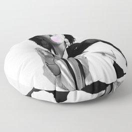Bubble Gum - Frida Kahlo Floor Pillow