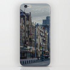 Amsterdam Layover iPhone & iPod Skin