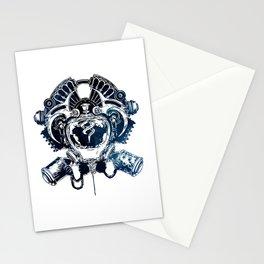ZAUN Crest - League of Legends Stationery Cards