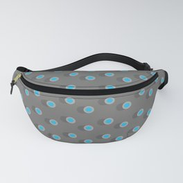 3D Dotted Pattern II Fanny Pack