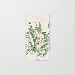 Spring Garden I Hand & Bath Towel