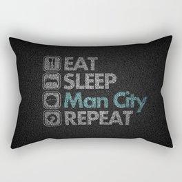 Man City Activity Rectangular Pillow