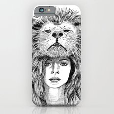 Lion Lady iPhone 6s Slim Case